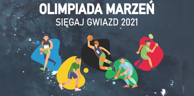 OLIMPIADA MARZEŃ SIĘGAJ GWIAZD 2021